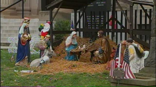 Ellwood, Pa. Man Takes Nativity Mobile in Fight Against FFRF