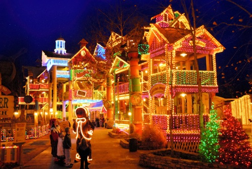 Christmas Lights Head to Court in 2013