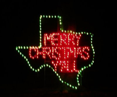 Texas Approves Merry Christmas Bill