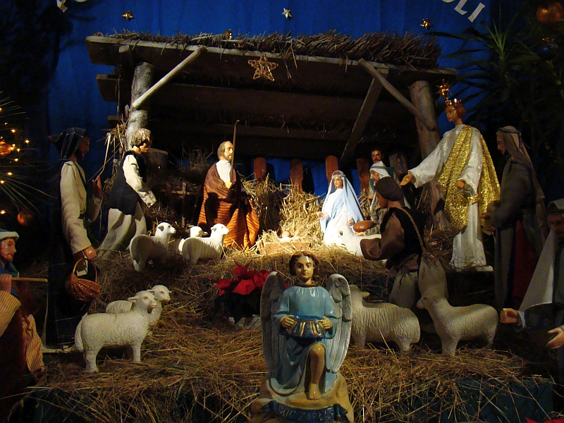 Nativity Thieves Punished in Virginia