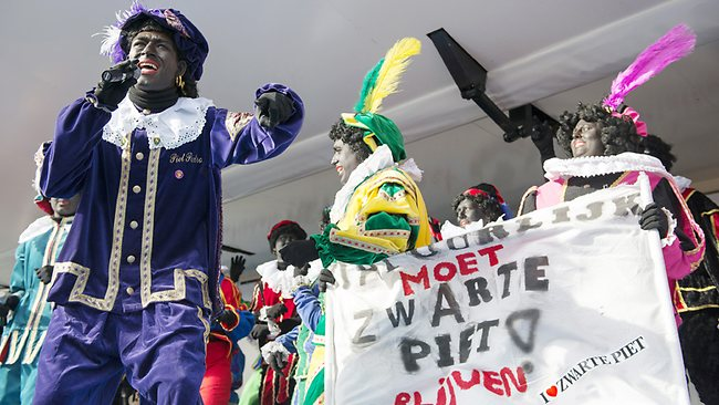 Dutch Reject UN and Criticism of Black Pete Tradition
