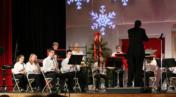 Christmas-band-concert-school-Flickr