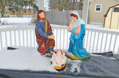 Michigan Atheist Goes After Rogue Nativity
