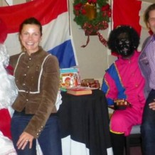 Sitting on Black Pete's Lap Not a Good Idea for Politician