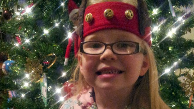 Teacher Refuses First Grader Speech About Family Christmas