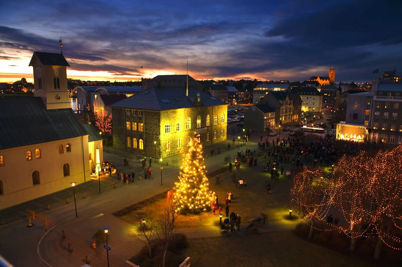 Oslo Ends the Tradition of Giving Christmas Trees