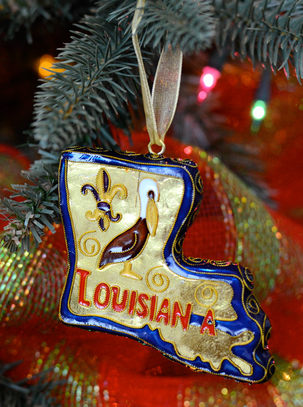 Louisiana Christmas Bill Faces Easy Passage