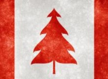 canada-grunge-flag---christmas-tree_19-138792