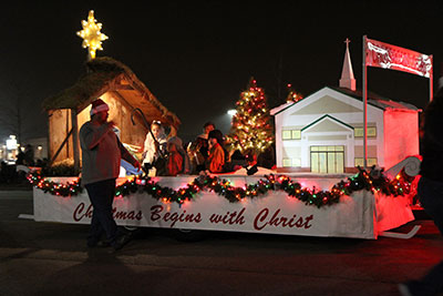 FFRF Takes Christ Out of Alabama Christmas Parade