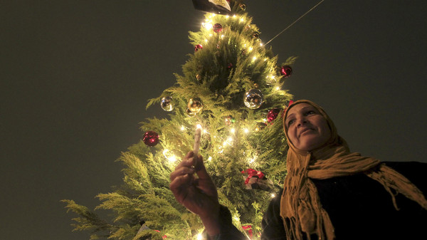 Many Muslim KIds Believe Christmas is Evil