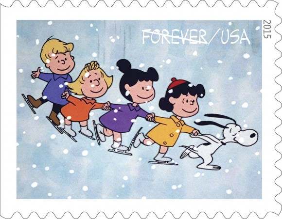 Post Office Skips Religious Stamps for Christmas