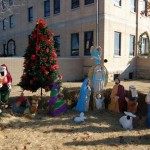 Another Nativity Comes Down in Arkansas