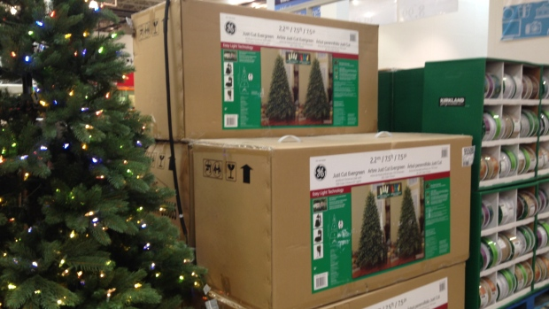 Canada Wigs Out Over Costco Christmas in July