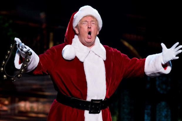 Trump Brings Chaos to the War on Christmas