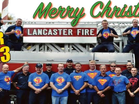 Firefighters Punished for Merry Christmas Billboard