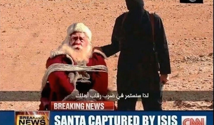 South Carolina PTA Boots Santa for Being Religious